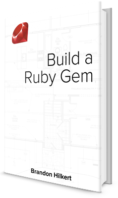 Build a Ruby Gem eBook Cover