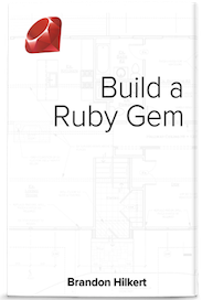 Build a Ruby Gem book