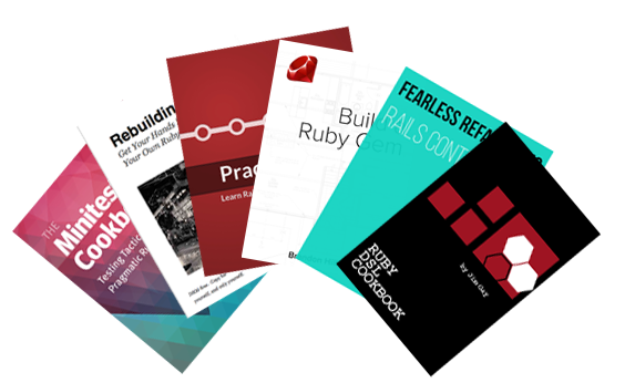 """The Ruby Book Bundle"""
